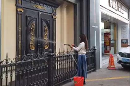 贝尔卡洛铸铝门